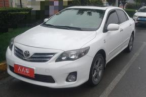 咸陽二手豐田-卡羅拉 2012款 炫裝版 1.8L 手動GL-i