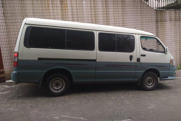 東莞二手福田風景 2012款 2.0l快運經典型長軸版486eqv4