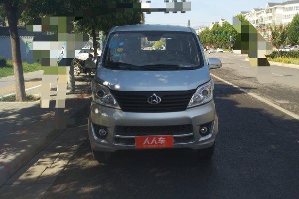 郑州二手长安星卡2015款1.2ls201标准型加长福特探险者3.5t测评图片