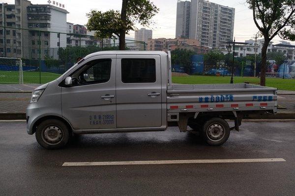车出售北京二手长胺尚北京二手长安星卡长胺尚-思域星卡2013长安油门踏板拆卸图片