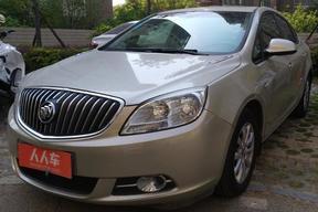 贛州二手別克-英朗 2013款 GT 1.6L 自動時尚版