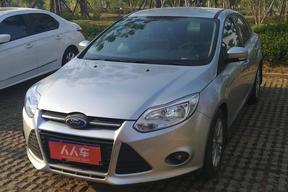 南昌二手福特-福克斯 2012款 三廂 1.6L 自動舒適型