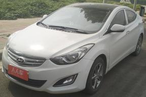 鄭州二手現代-朗動 2012款 1.6L 手動領先型