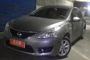 桂林二手日產-騏達 2011款 1.6L CVT舒適型
