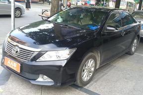寧德二手豐田-凱美瑞 2013款 2.0G 舒適版