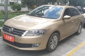 寧波二手大眾-朗逸 2013款 改款經典 1.6L 自動舒適版