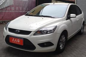 中山二手福特-福克斯 2013款 兩廂經典 1.8L 手動基本型