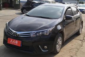 豐田-卡羅拉 2014款 1.6L CVT GL