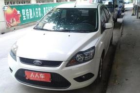 蕪湖二手福特-福克斯 2013款 兩廂經典 1.8L 自動基本型