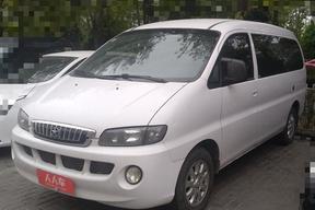 伊犁二手江淮-瑞風 2011款 2.0L穿梭 汽油標準版HFC4GA3(改裝天然氣)