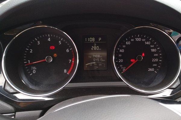 6l 自动舒适型 发布时间:2018-10-15 13:19:49  仪表盘 :   表显行驶