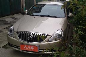 揚州二手別克-凱越 2013款 1.5L 自動經典型