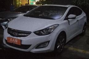 深圳二手現代-朗動 2015款 1.6L 自動尊貴型