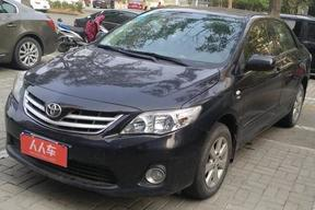 蚌埠二手豐田-卡羅拉 2011款 1.6L 手動GL