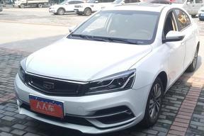 金華二手吉利汽車-帝豪 2018款 1.5L CVT向上互聯版
