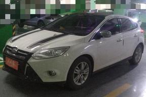 昆明二手福特-福克斯 2012款 兩廂 1.6L 自動舒適型