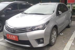 泉州二手豐田-卡羅拉 2014款 1.6L 手動GL
