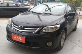 東莞二手豐田-卡羅拉 2011款 1.6L 手動GL