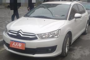 包頭二手雪鐵龍-世嘉 2013款 1.6L 手動品尚型CNG