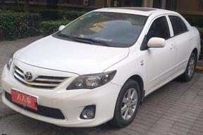 徐州二手豐田-卡羅拉 2012款 炫裝版 1.6L 自動GL