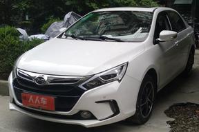上海二手比亞迪-秦 2014款 1.5T 酷黑騎士旗艦型