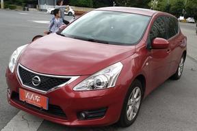 上海二手日產-騏達 2011款 1.6L CVT豪華型