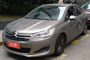 上海二手雪鐵龍-C4L 2014款 1.8L 智驅版 自動勁智型