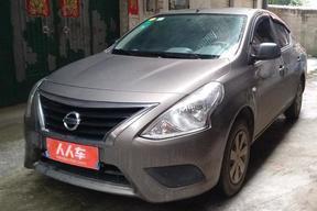 南寧二手日產-陽光 2015款 1.5XE CVT舒適版