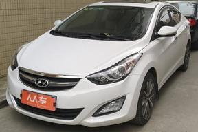 廣州二手現代-朗動 2015款 1.6L 自動領先型