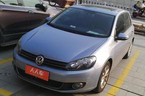 杭州二手大眾-高爾夫 2012款 1.6 手動舒適型