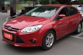 重慶二手福特-福克斯 2012款 兩廂 1.6L 手動舒適型