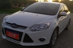 武漢二手福特-福克斯 2012款 三廂 1.6L 自動舒適型