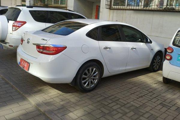 北京二手车出售  北京二手别克 北京二手英朗 别克-英朗 2012款 gt 1.