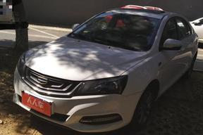 武漢二手吉利汽車-帝豪 2017款 三廂百萬款 1.5L CVT向上版