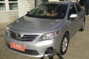 大連二手豐田-卡羅拉 2011款 1.6L 手動GL