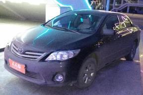 唐山二手豐田-卡羅拉 2011款 紀念版 1.6L 手動GL
