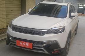 咸陽二手獵豹汽車-CS10 2017款 2.0T 自動豪華型