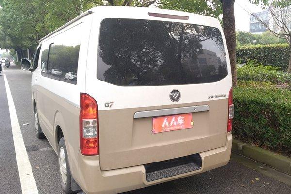 北京二手车出售  北京二手福田 北京二手风景g7 福田-风景g7 2015款