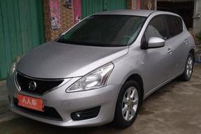 惠州二手日產-騏達 2011款 1.6L CVT舒適型