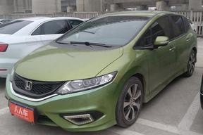 本田-杰德 2013款 1.8L CVT豪華版 5座