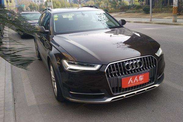 上海二手奥迪a6(进口) 2017款 3.0t allroad quattro