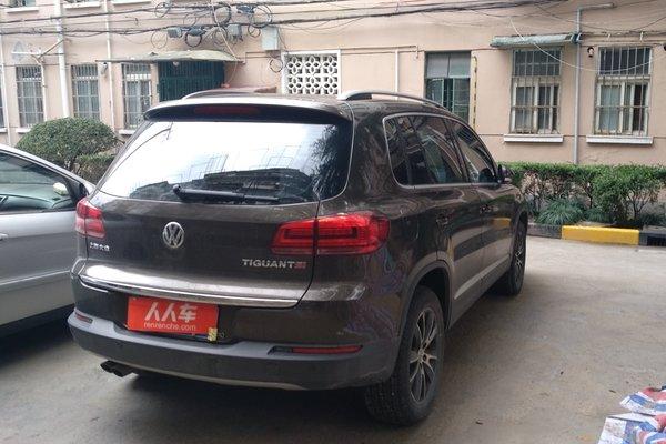 上海二手途观 2016款 300tsi 自动两驱豪华版