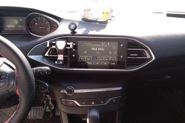 沈阳二手标致308s 2015款 1.2t 自动劲驰版