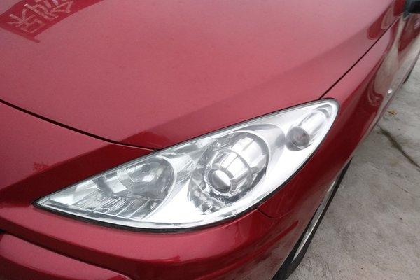佛山二手标致307 2010款 两厢 1.6l 自动舒适版