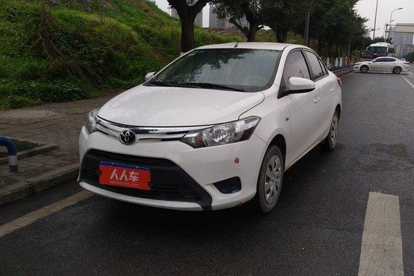 重庆二手威驰 2014款 1.5l 手动智臻版