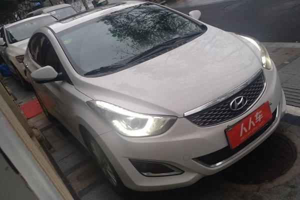 北京二手车出售  北京二手现代 北京二手朗动 现代-朗动 2016款 1.