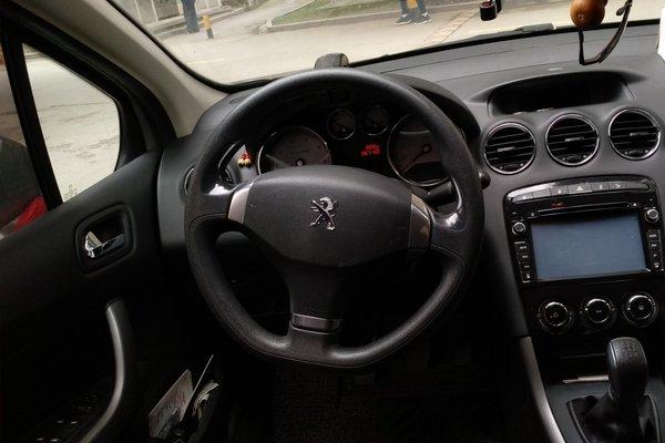 无锡二手标致408 2013款 2.0l 手动舒适版