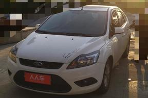 貴陽二手福特-福克斯 2013款 兩廂經典 1.8L 自動基本型