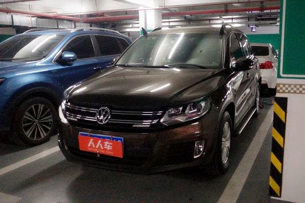 上海二手途观 2013款 1.8tsi 自动两驱风尚版