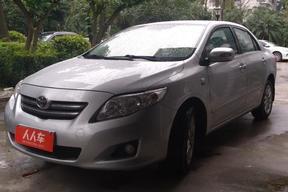 福州二手豐田-卡羅拉 2008款 1.8L 自動GL-i天窗特別版